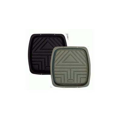 MEAN MOTHER REAR PVC BLACK FLOOR MATS