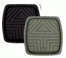 MEAN MOTHER REAR PVC GREY FLOOR MATS