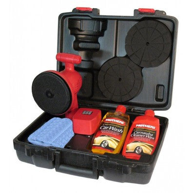 MOTHERS WAX ATTACK PORTABLE KIT
