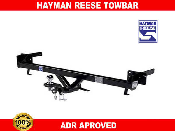 Hayman  Reese Light Duty Towbar to suit MTO BMW E30 MK2 SEDAN 01/1988-04/1991