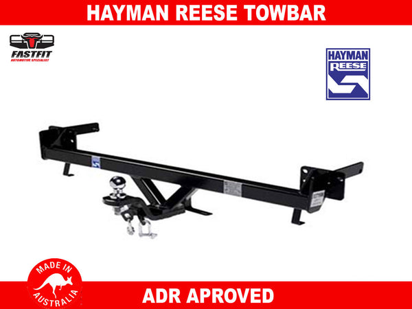 Hayman Reese Towbar to suit MERCEDES E-CLASS 01/1986-12/1995