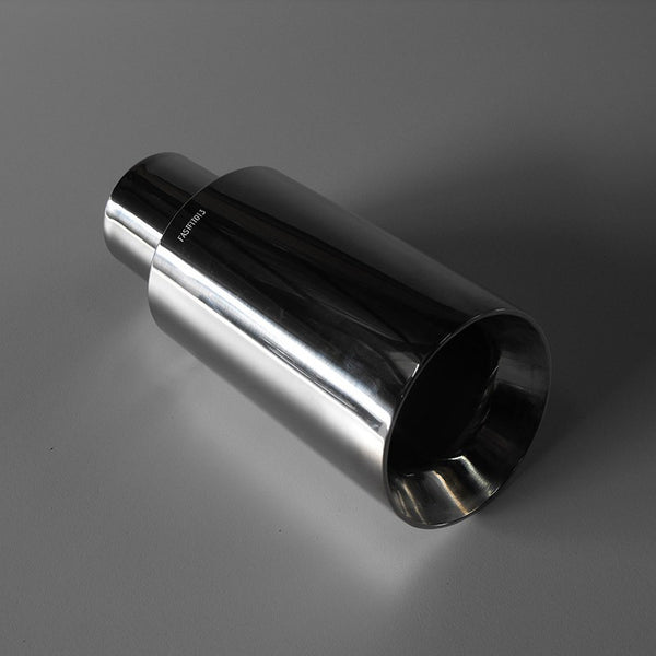 304 STAINLESS STEEL 3.5'' ANGLED EXHAUST TIP