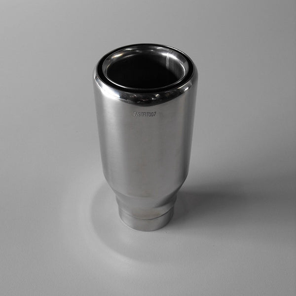 304 STAINLESS STEEL 2.5'' EXHAUST TIP