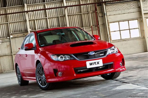 SUBARU WRX SEDAN 2009 ONWARDS - SUBURU WRX SEDAN 2009 ONWARDS TURBO-BACK STAINLESS STEEL WITH SINGLE CAT