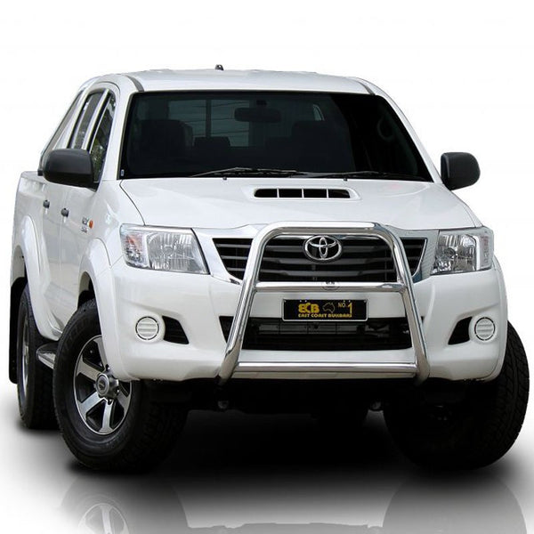 ECB 63mm Series 2 Nudge Bar to Suit TOYOTA Hilux All 4WD Models 09/2011-ON