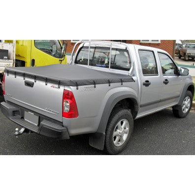 FastFit Heavy Duty Tow Bar To Suit Isuzu Dmax Ute S/Side With Step - 07/2008 - 06/2012