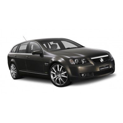 FastFit Standard Tow Bar To Suit Holden Commodore VE Wagon - 08/2006 ON