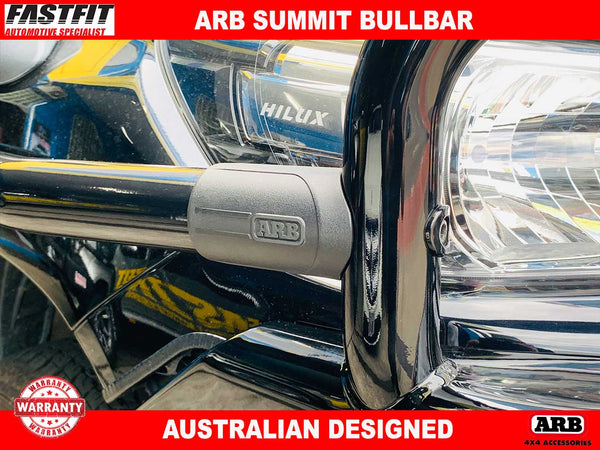 ARB Summit Bullbar to suit Toyota Hilux 2015-ON
