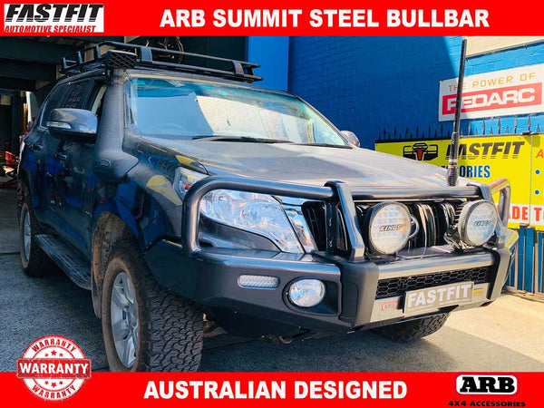 ARB Summit Steel Bullbar to suit Toyota LC Prado 150s 10/2013-ON