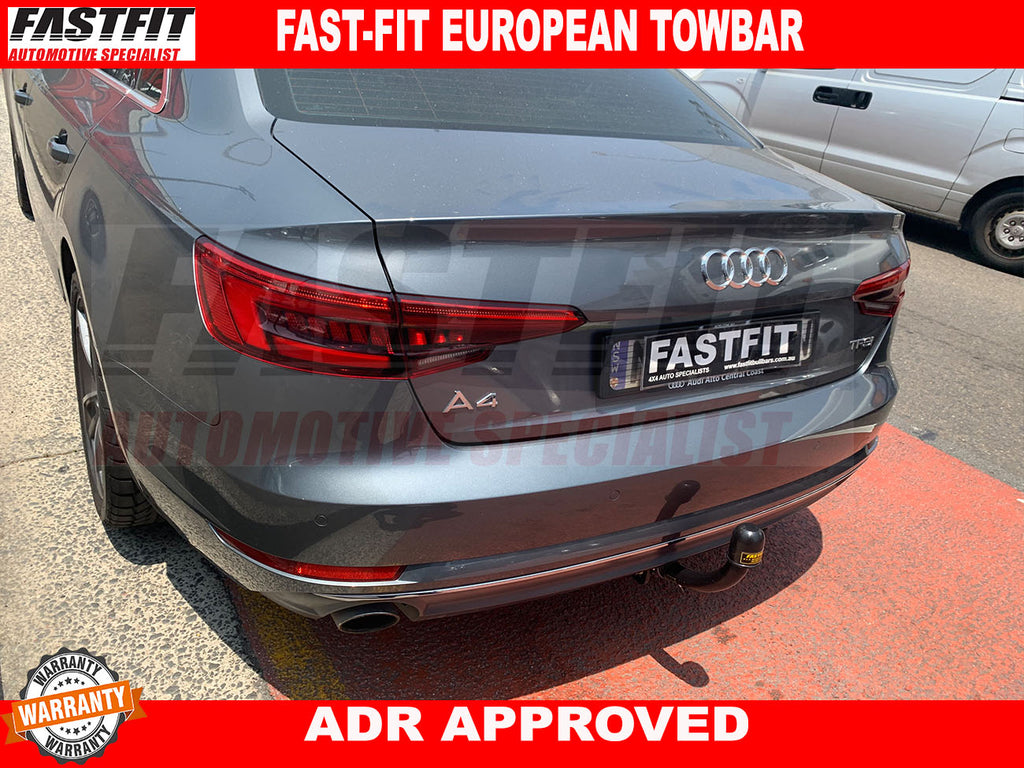 Fast Fit European Towbar For Audi A4 2015 Fastfit