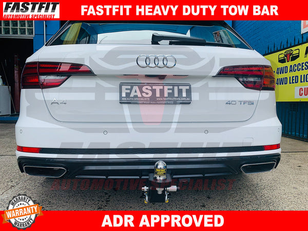 FASTFIT HEAVY DUTY TOWBAR TO SUIT ON AUDI A4