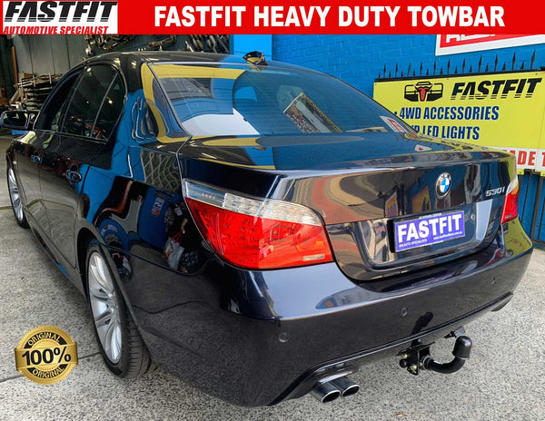 FASTFIT European Heavy Duty Towbar to suit BMW 5 E60 SEDAN 11/2003-2010
