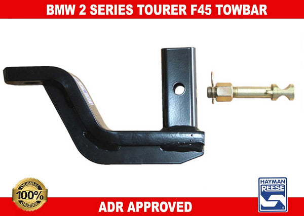 Hayman Reese Towbar to suit BMW 2 SERIES TOURER F45 TOWBAR 09/2014-ON