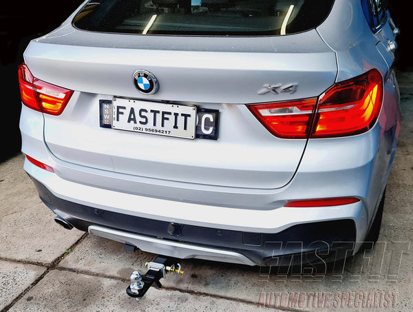 Hayman Reese Heavy Duty Tow bar to suit BMW X4 F26 CL4 05/2014-05/2018