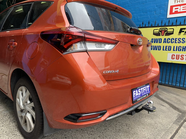 Fastfit Towbar to suit TOYOTA Corolla Hatch 01/2016-ON