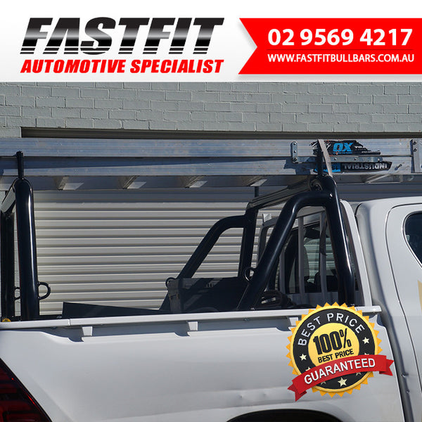FASTFIT LADDER RACK to suit TOYOTA HILUX