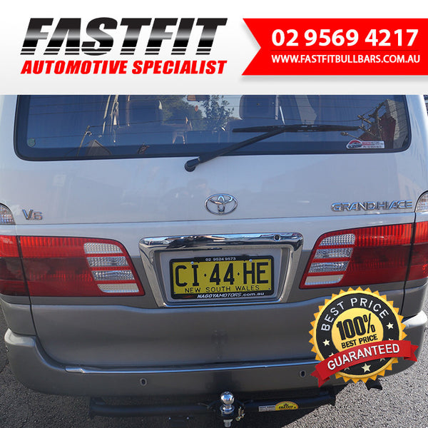 FASTFIT TOWBAR to suit TOYOTA GRAND HIACE