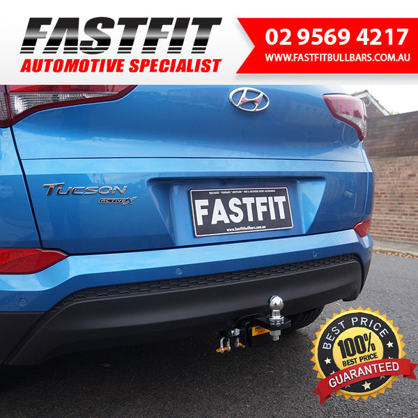 TRAILBOSS TOWBAR to suit HYUNDAI TUCSON