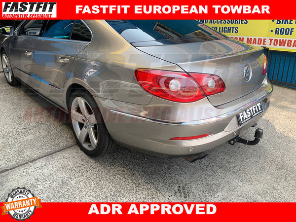 FAST-FIT EUROPEAN TOWBAR FOR VOLKSWAGEN PASSAT B6 2005-2010