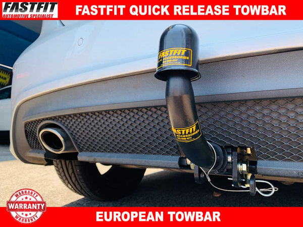 FastFit Quick Release European Towbar to suit Mercedes A-Class 09/2012-ON