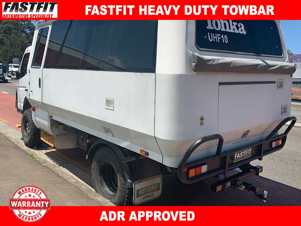 FastFit Heavy Duty Universal Truck Towbar to suit Mitsubishi Fuso Canter