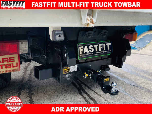 FastFit Heavy Duty Towbar to suit Multi-Fit Light Truck TowBar kit
