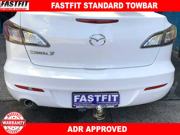 FastFit Standard Towbar to suit Mazda 3 Sedan/Hatch 06/2003-10/2009