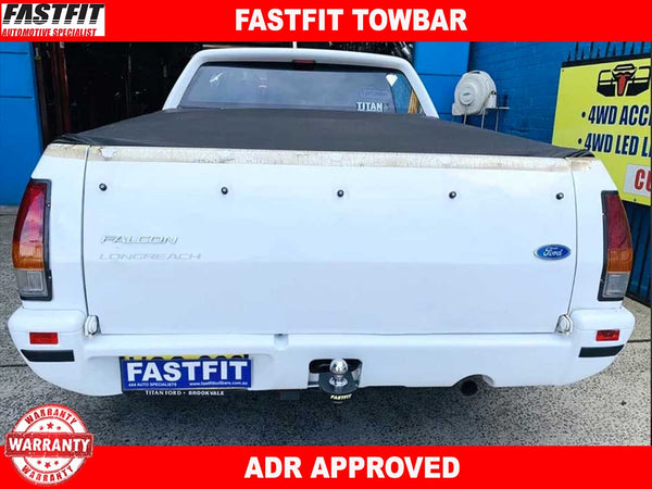 FastFit Tow Bar to suit Ford Falcon UTE P/VAN XH 04/1996-1998