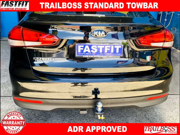TrailBoss Standard Duty Towbar to suit Kia Cerato Sedan YD CL2 03/16-06/18