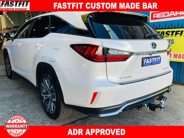 FastFit Custom Made Bar to suit LEXUS RX350L