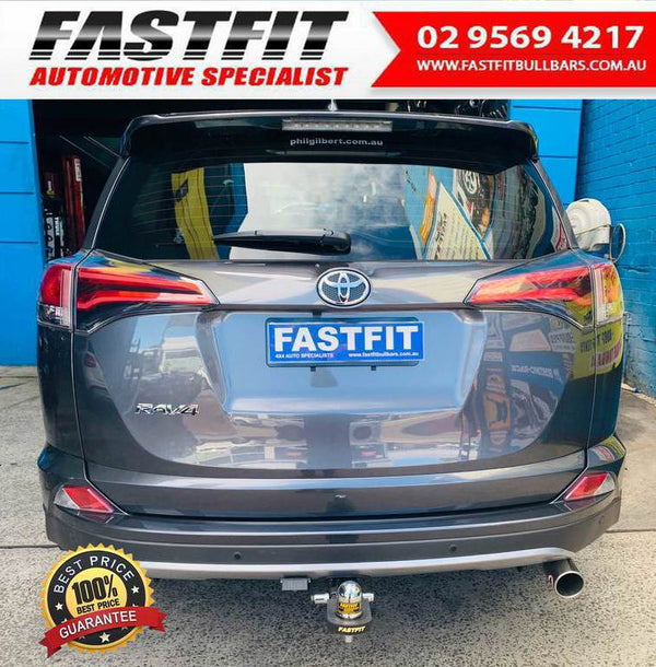 FASTFIT Heavy Duty Towbar to suit TOYOTA RAV4 Wagon 40s 02/2017-ON