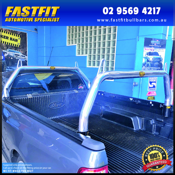 Rear Roll Bars to suit Ford FG