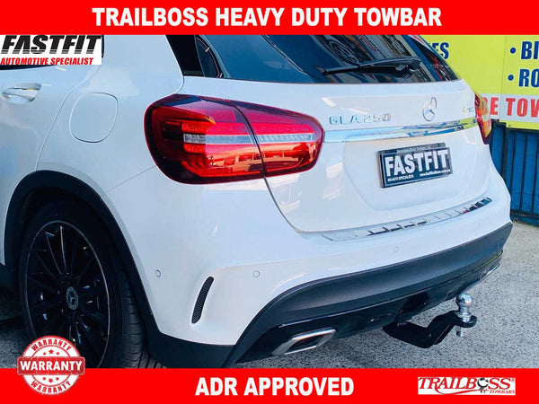 TrailBoss Heavy Duty Towbar to suit Mercedes GLA 250 Class 2014-ON