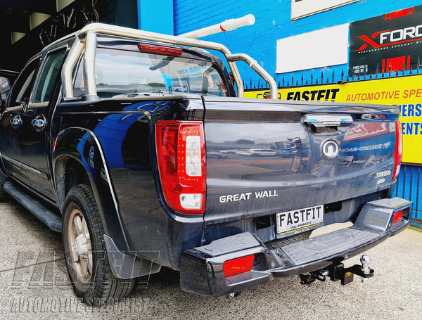 TRAILBOSS Heavy Duty Towbar to suit GREAT WALL STEED 4WD