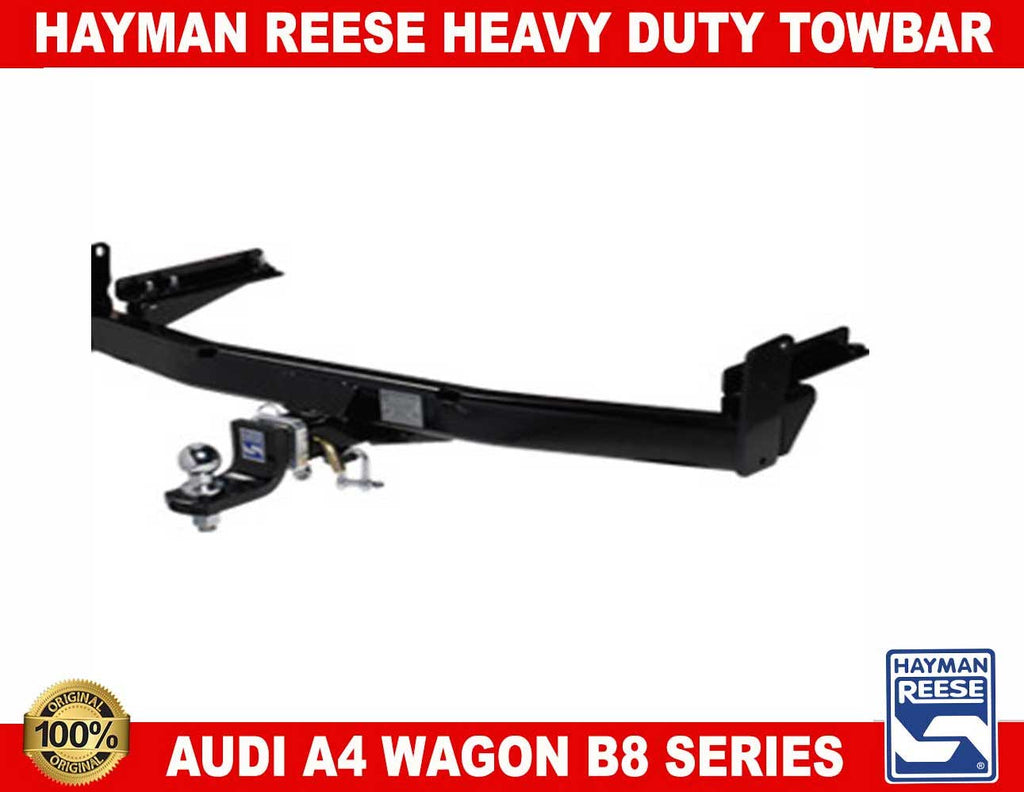 Hayman Reese Heavy Duty Towbar To Suit Audi A4 Wagon B8