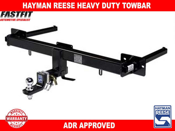 Hayman Reese Heavy Duty Towbar to suit MERCEDES BENZ E-CLASS WAGON 06/2013-05/2016