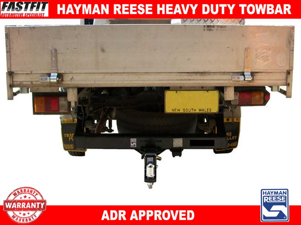 Hayman Reese Heavy Duty FORD COURIER & MAZDA B SERIES 06/1985-12/2006