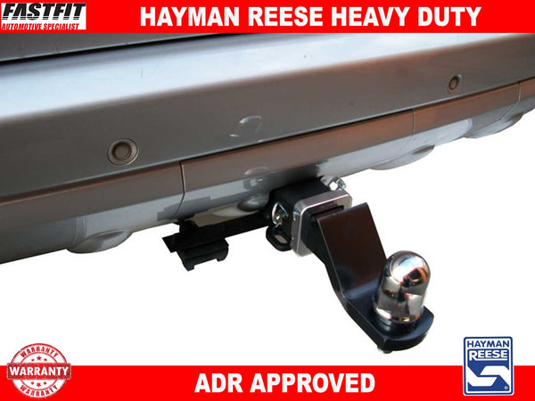 Hayman Reese Heavy Duty Towbar to suit MERCEDES BENZ M CLASS 10/1998-8/2005