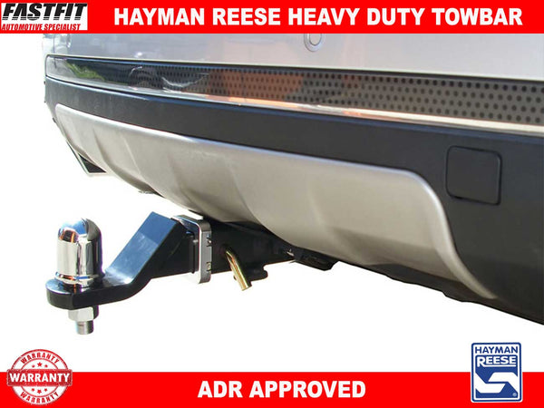 Hayman Reese Heavy Duty Towbar to suit MERCEDES BENZ M ML & AMG CLASS 09/2005-03/2012