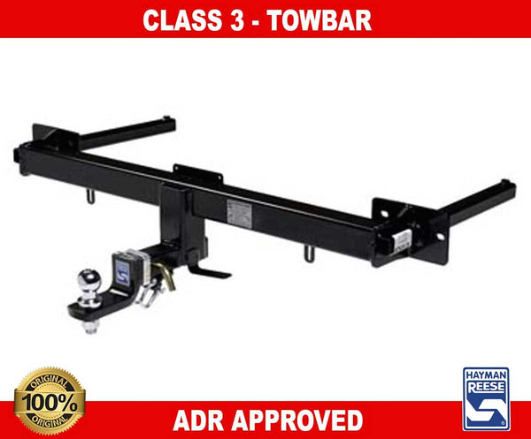 Hayman Reese Towbar to suit BMW118 1 Series 03/2012-ON