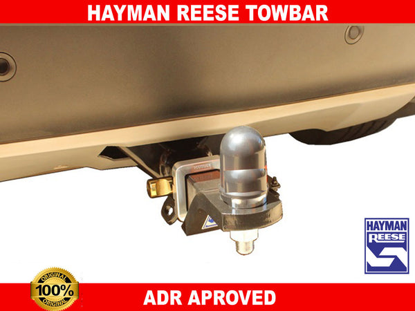 Hayman Reese Heavy Duty Tow bar to suit BMW X6 E71 05/2008-12/2014