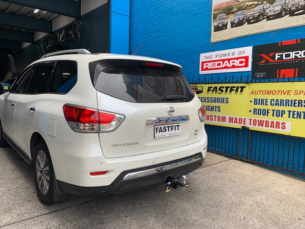 Fastfit Towbar to suit Nissan Pathfinder R52 10/2013-ON