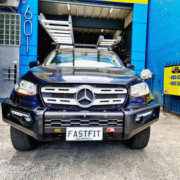 MCC 808-02 Phoenix Bar only to suit Mercedes X-Class