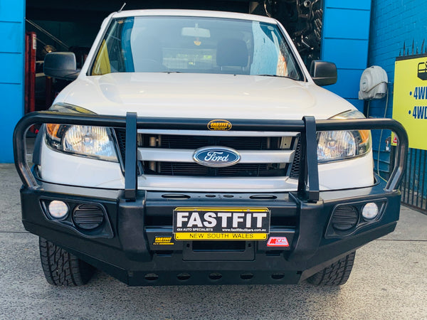 MCC 707-02  A-Frame Falcon Bar with Under Protection Plate to suit FORD Ranger PK series 04/2009-03/2011