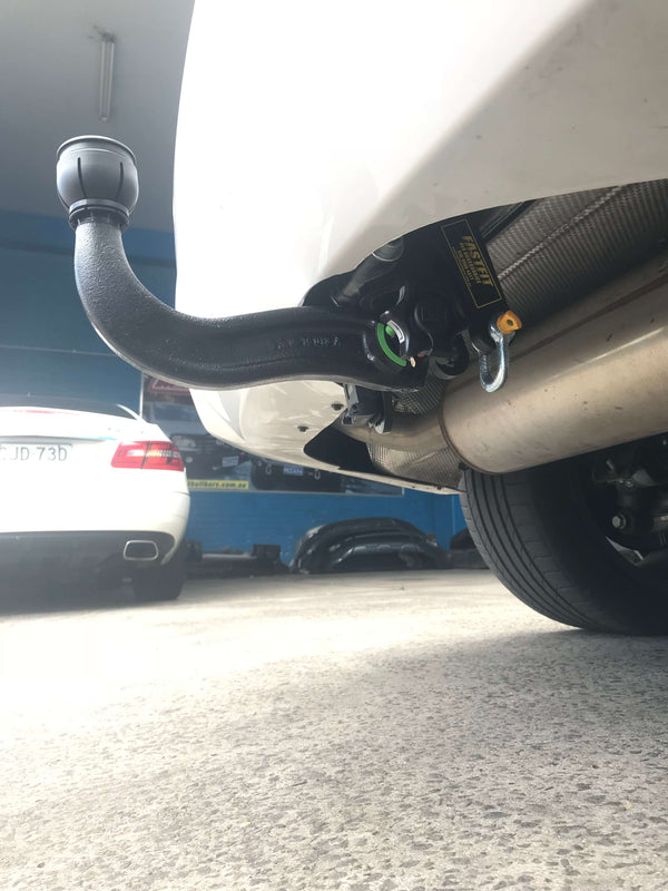 Westfalia Towbar to suit BMW X5 2011 - On