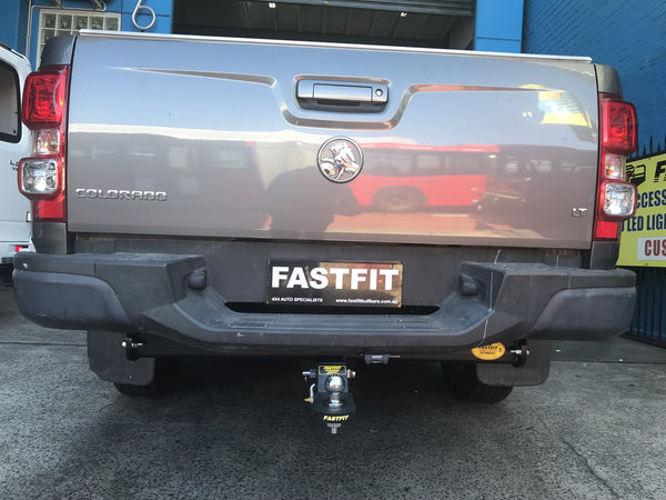 TRAILBOSS Heavy Duty Towbar to suit HOLDEN COLORADO RG CL4