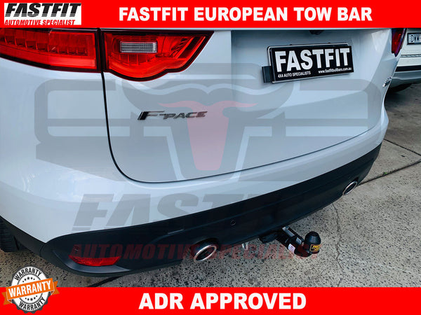 FASTFIT European Heavy Duty Towbar to suit JAGUAR F-PACE