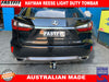 Hayman Reese LIGHT Duty TowBar to suit Lexus RX300