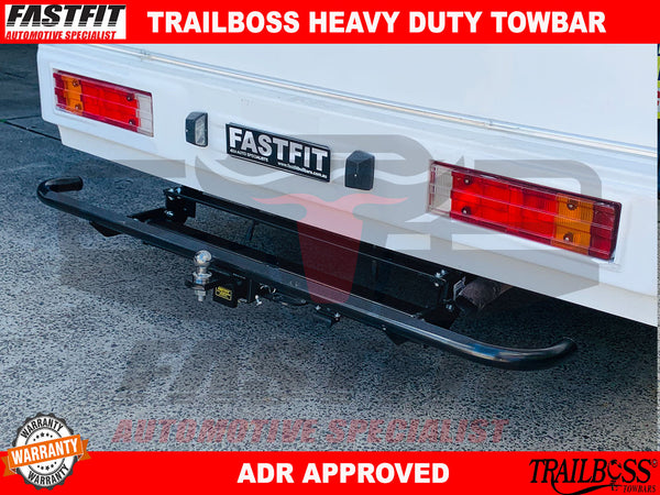 TrailBoss Heavy Duty Tow Bar TO SUIT ON MERCEDES BENZ SPRINTER 308D LWB/SWB VAN & 412D LWB MY 1/1998-9/2006