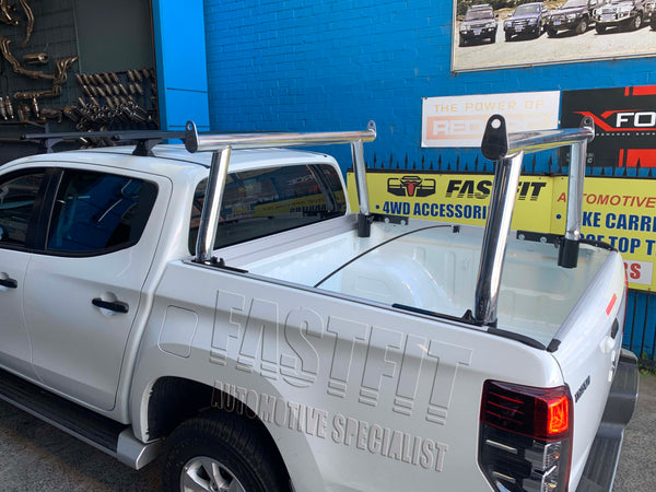 FASTFIT ROLL BARS FRONT&REAR TO SUIT MITSUBISHI MR TRITON